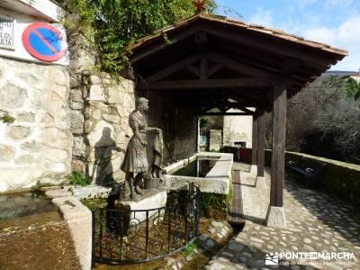 Sierra Gata - Senderismo Cáceres; alpujarra granadina la cabrera madrid cascadas ruta del agua el m